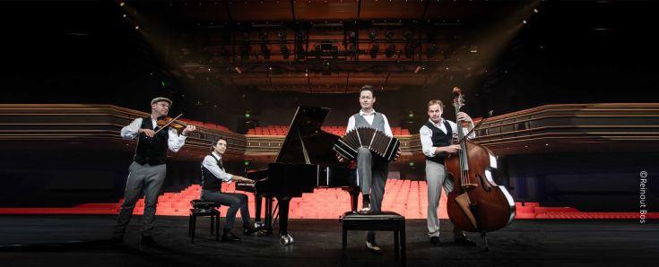 Carel Kraayenhof Quartet