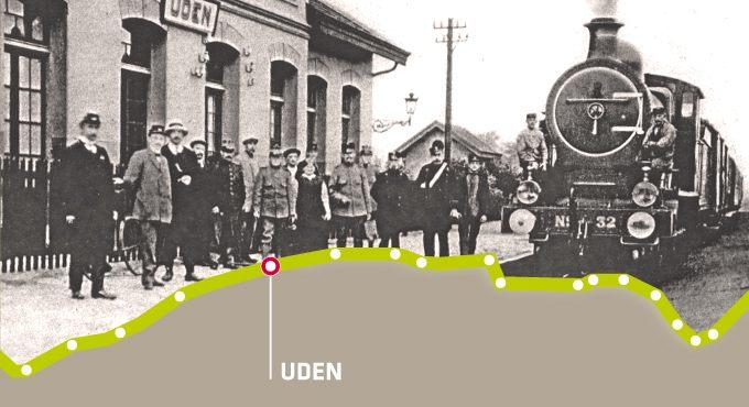 Het Duits lijntje; een stukje unieke historie