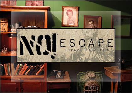 No Escape Uden (escape room Uden)