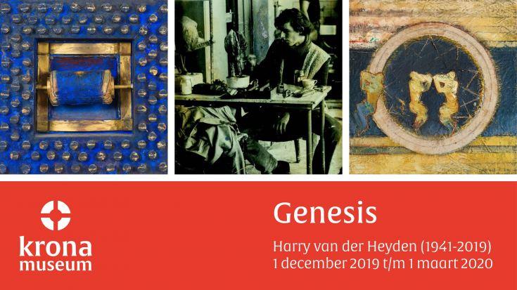 Expositie Genesis | Harry van der Heyden