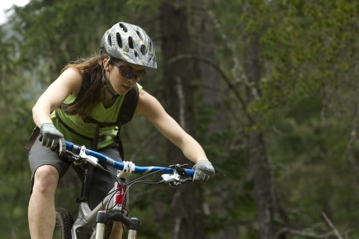 Ladies only mountainbike clinic