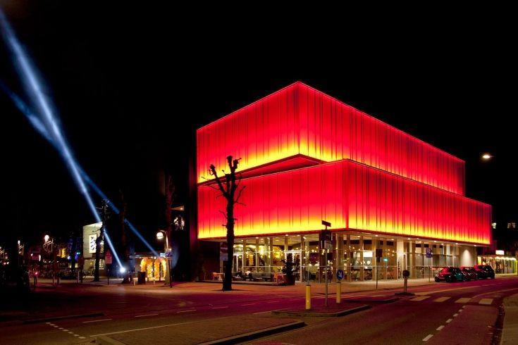 Markant Uden - Podium voor theater & events