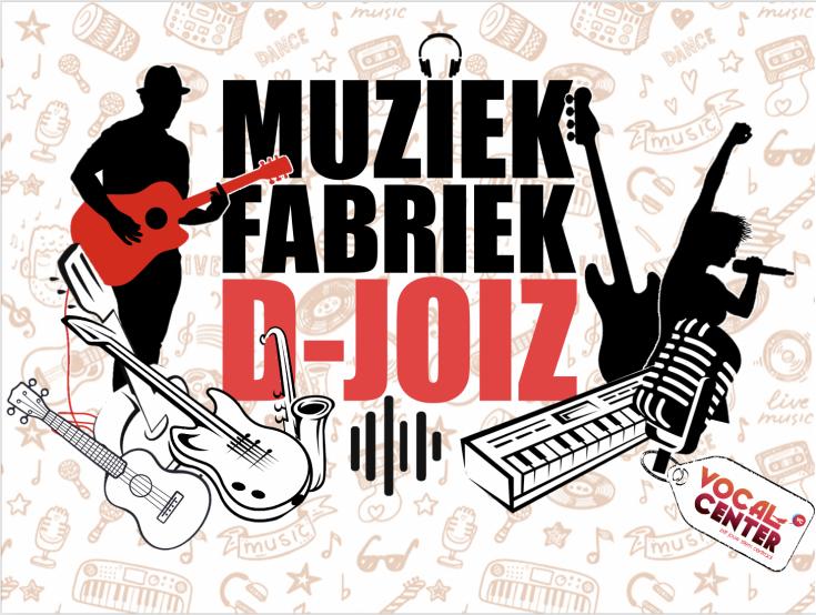 Muziekfabriek D-Joiz - Muziekschool Uden